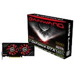 Gainward GeForce GTX 560 Ti - 448 Cores - 1,25 Go