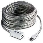 TrendNet TU2-EX12 - Câble d'extension USB 2.0 (A/A) 12m