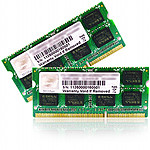 G.Skill SO-DIMM DDR3 2 x 8 Go 1333 MHz SQ CAS 9