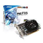 MSI Radeon HD 6770 1Go (R6770-MD1GD5)