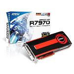 MSI Radeon HD 7970 - 3 Go