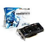 MSI N560GTX TI-M2D1GD5/OC (GTX 560 Ti 1 Go OC)