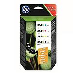 HP Combo Pack n°364 XL - SM596EE B/C/M/J (XL)