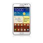 Samsung Galaxy Note (blanc)
