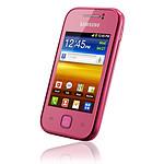 Samsung Galaxy Y (S5360) rose