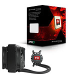 AMD FX 8150 Black Edition + Kit watercooling FX