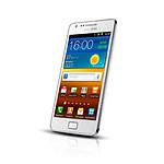 Samsung Galaxy S2 (i9100G) blanc