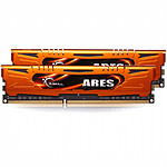 G.Skill Kit Extreme3 2 x 4 Go ARES 2133 MHz CAS 11