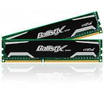 Ballistix Sport DDR3 2 x 8 Go 1600 MHz CAS 9