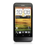 HTC One V (noir)
