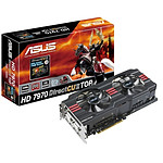 Asus Radeon HD 7970 3 Go - OC (HD7970-DC2T-3GD5)