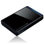Buffalo Technology MiniStation USB 3.0 500 Go (noir)