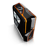 NZXT Phantom 410 - Noir / Orange