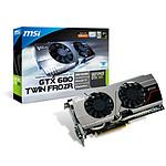 MSI GeForce GTX 680 2 Go - Twin Frozr III OC