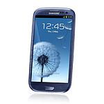 Samsung Galaxy S3 (bleu)