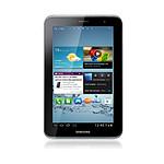 """Samsung Galaxy Tab 2 7"""" 8Go Wi-Fi (Argent)"""