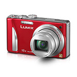 Panasonic DMC-TZ25 Rouge