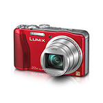 Panasonic DMC-TZ30 Rouge