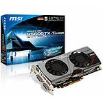 MSI N560GTX-Ti Hawk (GTX 560 Ti 1 Go)
