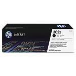 HP 305X - CE410X Noir Haute capacité