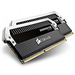 Corsair Dominator Platinum 2 x 4 Go DDR3 1600 MHz CAS 8