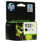 HP Cartouche d'encre n°932XL (CN053AE) - Noir