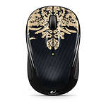 Logitech M325 Wireless Mouse - Victorian