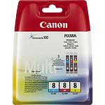 Canon Multi Pack CLI-8 C/M/Y