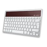Logitech Wireless Solar Keyboard K760 For Mac