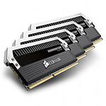 Corsair Dominator Platinum 4 x 8 Go DDR3 2133 MHz CAS 9