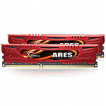 G.Skill Extreme3 ARES RED DDR3 2 x 8 Go 1600 MHz CAS 9
