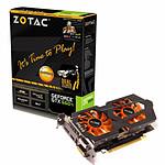 Zotac GeForce GTX 660 Ti - 2 Go
