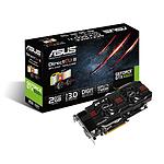 Asus GeForce GTX 660 Ti - 2 Go (GTX660 TI-DC2-2GD5)