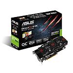 Asus GeForce GTX 660 Ti OC- 2 Go (GTX660 TI-DC2OG-2GD5)