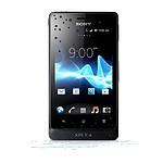 Sony Mobile Xperia Go (noir)