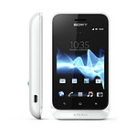 Sony Mobile Xperia Tipo (blanc)
