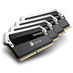 Corsair Dominator Platinum 4 x 8 Go DDR3 1600 MHz CAS 9