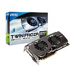 MSI GeForce GTX 680 4 Go - Twin Frozr III OC