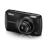 Nikon Coolpix S800C Android Noir