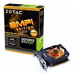 Zotac GeForce GTX 650 AMP Edition - 2 Go