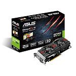 Asus GeForce GTX 660 - 2 Go (GTX660-DC2-2GD5)