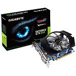 Gigabyte GeForce GTX 650 OC - 1 Go