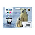 Epson T2636 XL Multipack C/M/J/N - C13T26364010