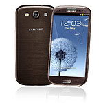 Samsung Galaxy S3 (brun ambré)