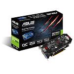 Asus GeForce GTX 650 Ti OC - 2 Go (GTX650TI-OC-2GD5)