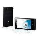 Sony Mobile Xperia Go Billabong (noir)