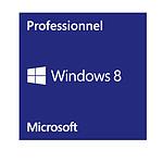 Microsoft Windows 8 Professionnel 64 bits (oem)