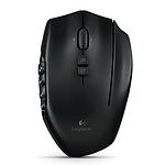 Logitech G600 MMO gaming Mouse - Noir