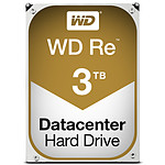 Western Digital (WD) RE - SATA III 6 Gb/s - 3 To - 64 Mo