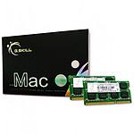 G.Skill FA-1600C11D-16GSQ - SO-DIMM DDR3 2 x 8 Go PC12800